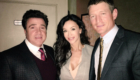With Michael Rispoli and Philip Winchester