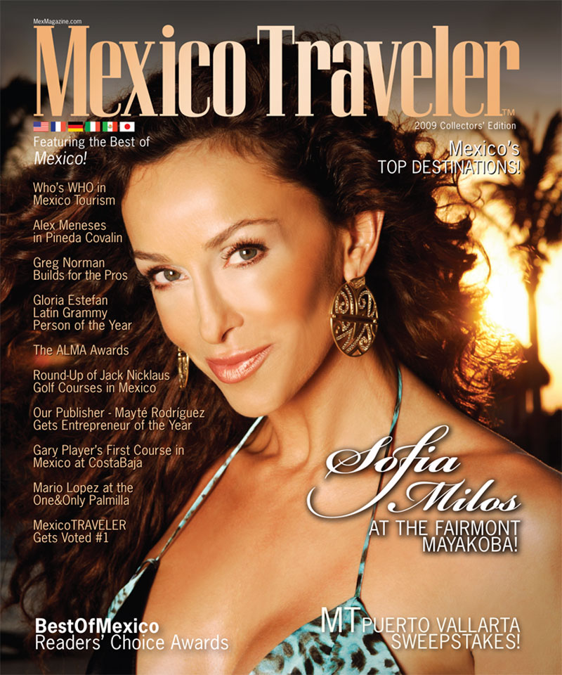 Mexico Traveler Magazine