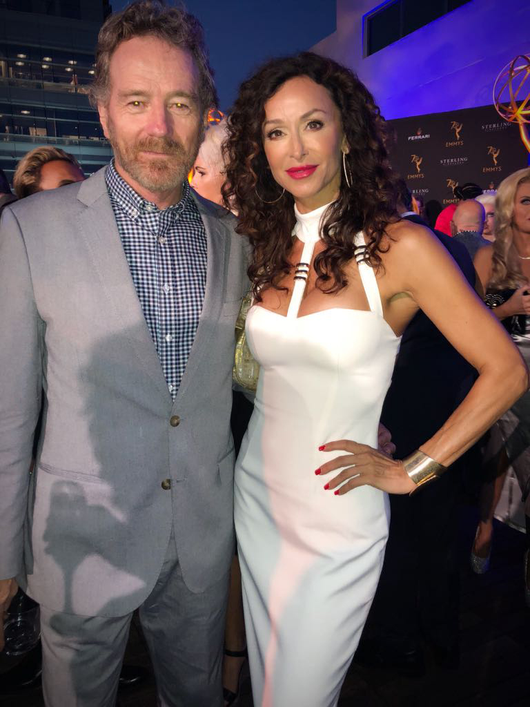 70th Emmy with Bryan Cranston