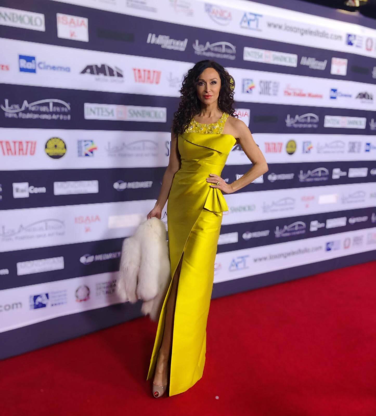 Sofia Milos - Los Angeles Italian Film Festival 2019