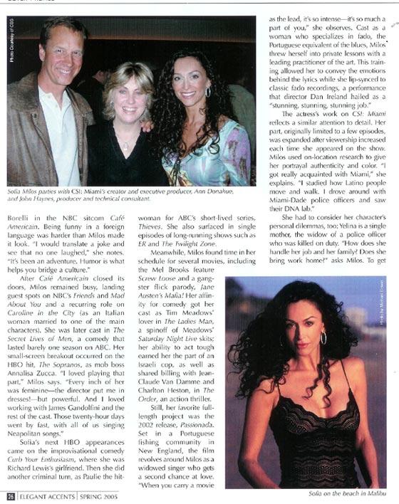 ELEGANT ACCENTS Magazine