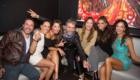 Jaime and Carolina Aymerich, Valentina Rendone, Diego Verdaguer, Maria Lima, Ana Barbara, Sofia Milos
