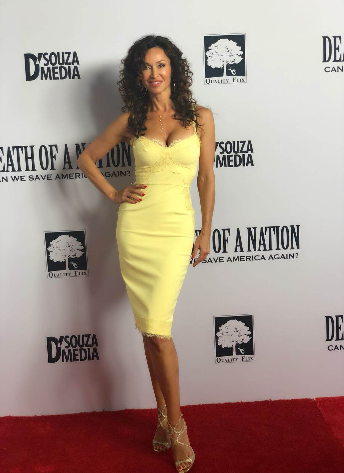 'Death Of A Nation' Premiere at Regal Cinemas